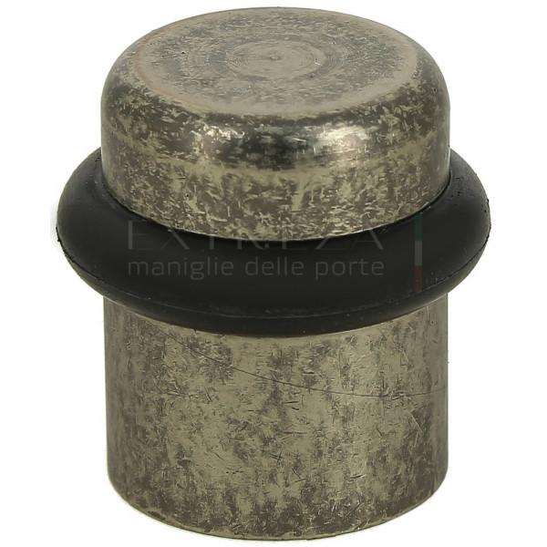 Упор дверной напольный Extreza D51 античное серебро F45