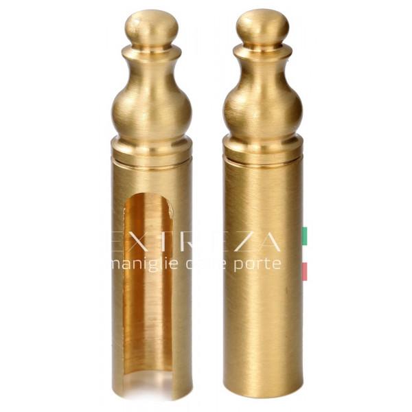 Колпачок декоративный для ввертной петли Extreza 501 D14 матовое золото F02